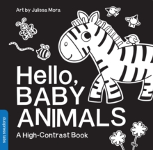 Image for Hello, Baby Animals : A High-Contrast Book