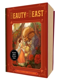 Image for Beauty and the Beast Book and Puzzle Box Set