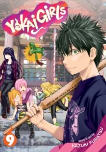 Image for Yokai girlsVolume 9