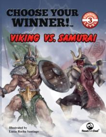 Image for Choose Your Winner : Viking vs Samurai