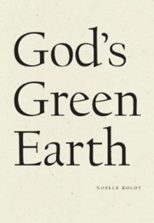 Image for God's Green Earth