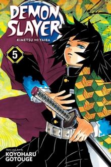 Image for Demon slayer  : kimetsu no yaibaVol. 5