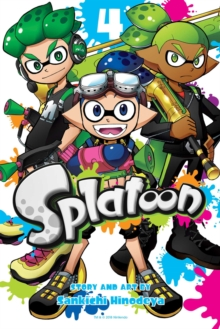 Image for SplatoonVol. 4