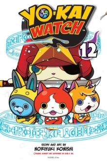 Image for YO-KAI WATCH, Vol. 12