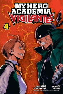 Image for My hero academia  : vigilantes4