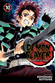 Image for Demon slayer  : kimetsu no yaibaVol. 10