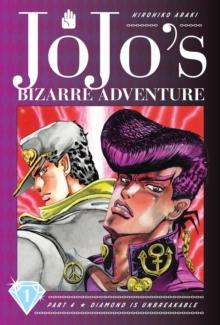 JoJo's Bizarre Adventure: Part 4--Diamond Is Unbreakable, Vol. 1