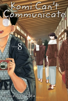 Komi can't communicateVolume 8 - Oda, Tomohito