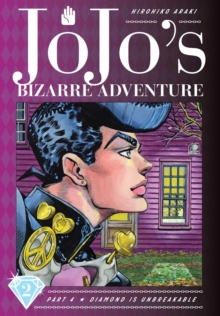 JoJo's Bizarre Adventure: Part 4--Diamond Is Unbreakable, Vol. 2