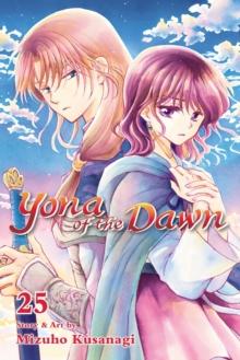 Yona of the dawnVolume 25 - Kusanagi, Mizuho
