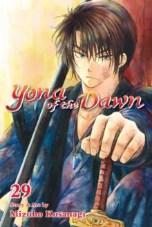 Yona of the dawnVol. 29 - Kusanagi, Mizuho
