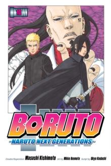 Image for Boruto  : Naruto next generationsVolume 10