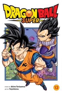 Image for Dragon ball superVolume 12