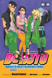 Naruto next generations - Kishimoto, Masashi