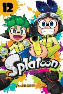 SplatoonVol. 12 - Hinodeya, Sankichi