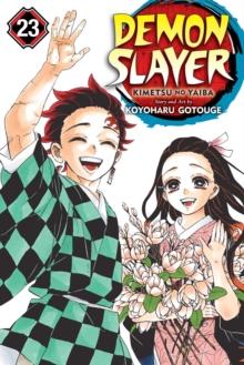 Demon slayer  : kimetsu no yaibaVolume 23 - Gotouge, Koyoharu