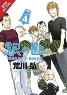 Image for Silver Spoon, Vol. 4
