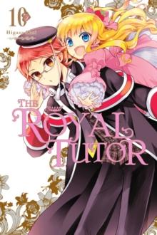 Royal Tutor, Vol. 10