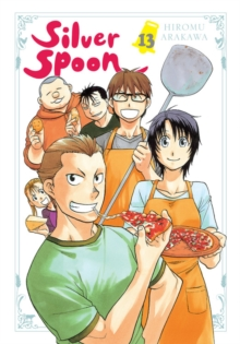 Image for Silver spoon13