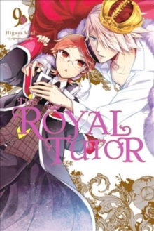 Royal Tutor, Vol. 9