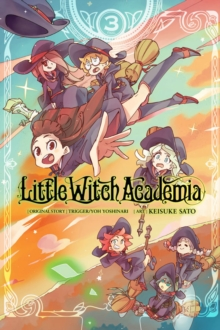 Image for Little Witch Academia, Vol. 3 (manga)