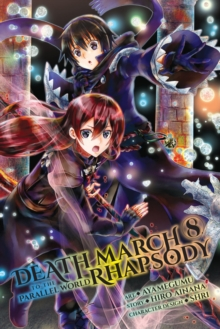 Image for Death march to the parallel world rhapsodyVol. 8
