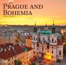 Image for Prague and Bohemia 2019 Square Wall Calendar