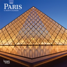 Image for Paris 2020 Mini Wall Calendar