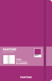 Image for Pantone Planner 2020 Compact Passionate Purple
