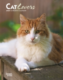 Image for Cat Lovers 2020 Diary