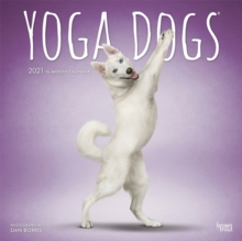 Image for YOGA DOGS 2021 SQUARE