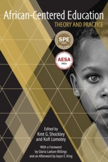 Image for African-Centered Education : Theory and Practice