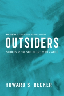 Image for Outsiders  : studies in the sociology of deviance