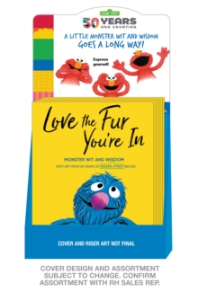 Image for Sesame Street Love the Fur You're In 6-Copy Counter Display Spring 2019