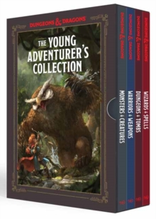 Image for The Young Adventurer's Collection : Monsters and Creatures, Warriors and Weapons, Dungeons and Tombs, Wizards and Spells