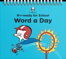 Image for R-r-ready for School Word a Day