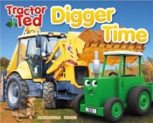Image for Tractor Ted Digger Time : Tractor Ted