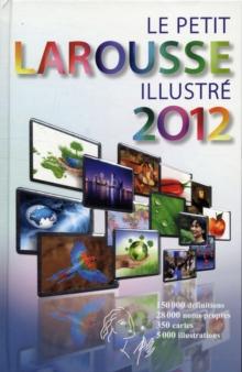 Image for Le Petit Larousse Illustre 2012