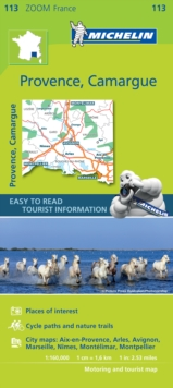 Image for Provence, Camargue - Zoom Map 113 : Map