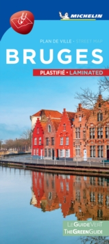 Image for BRUGES - Michelin City Map 9503 : Michelin City Plans
