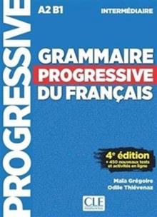 Image for Grammaire progressive du francais - Nouvelle edition : Livre intermediaire