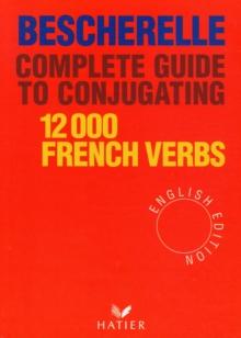 Image for 12,000 French verbs  : le nouveau Bescherelle