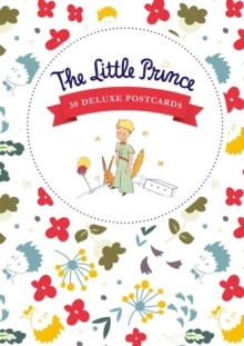 Image for The Little Prince: 30 Deluxe Postcards
