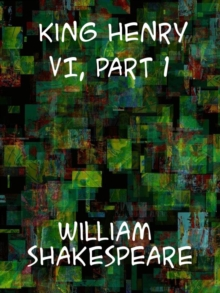 Image for King Henry VI, Part 1