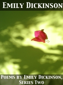 Image for Poems by Emily Dickinson, Series Two