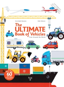 Image for The Ultimate Book of Vehicles : From Around the World