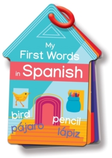 Image for Flash Cards : My First Words in Spanish