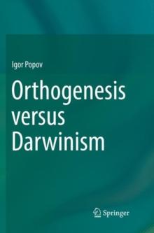 Image for Orthogenesis versus Darwinism