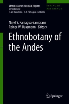 Image for Ethnobotany of the Andes