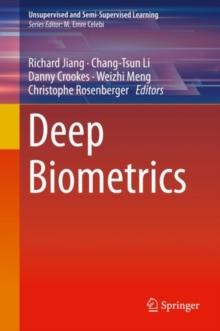 Image for Deep Biometrics